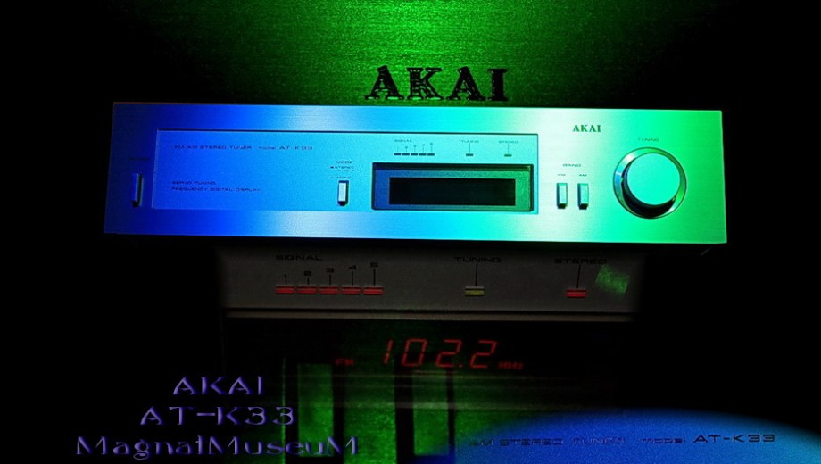 akai at-k33 small