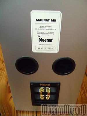 Magnat M-8