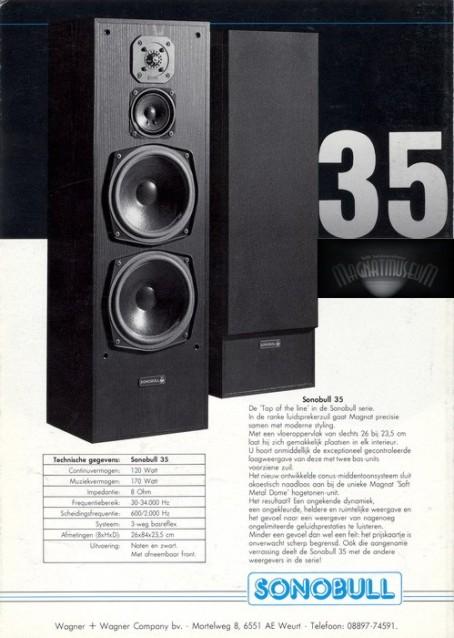 Sonobull 35
