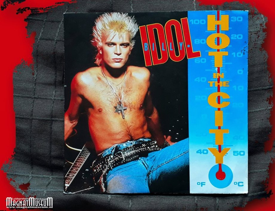 Billy Idol - Hot in the city.jpg