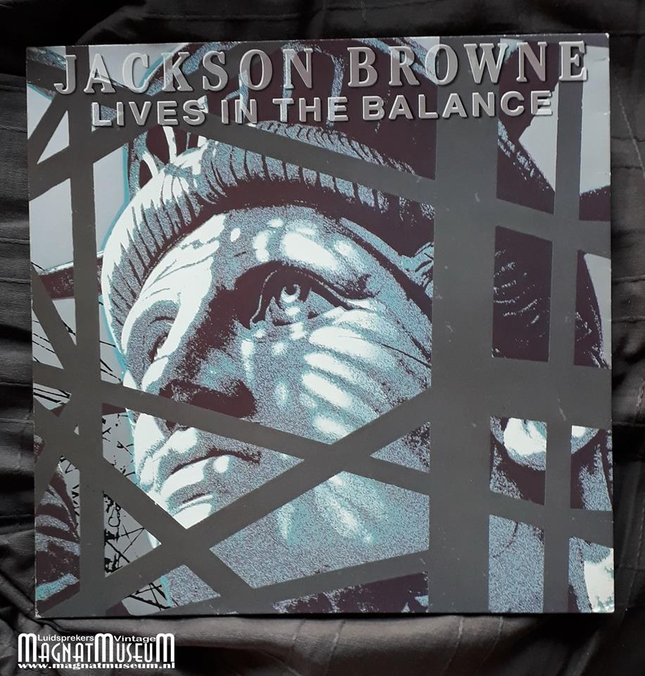 Jackson Browne - Lives in the balance.jpg
