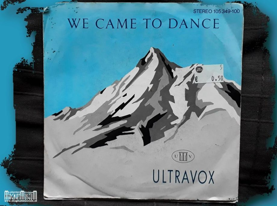 Ultravox - We came to dance.jpg